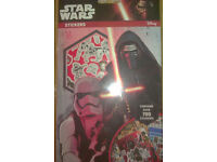 Brand New Star Wars 2017 Annual & 700 Stickers
