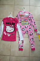Hello Kitty shirt and PJ set - size 4