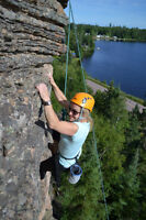 Rock Climbing Adventures & Courses