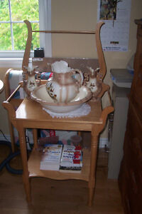 REDUCED - Commode- Solid wood