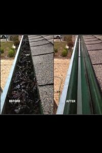 Affordable Eavestrough/Gutter Cleaning & Services.