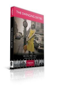 Life in the Swinging Sixties DVD #1 1960s Fashion Music London Soho Minis TV