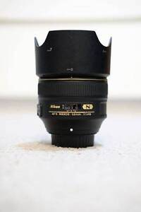 Nikon 58mm 1.4G Cheltenham Hornsby Area Preview