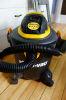 19 Litres Wet/Dry Shop-Vac - LIKE NEW!