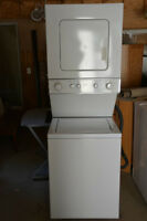 Kenmore stacked washer and dryer