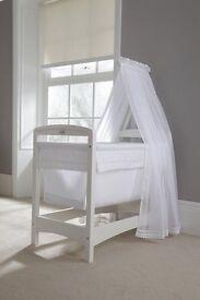 Sliver Cross Crib