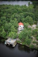 Muskoka Rental Cottage HAPPY HIDEAWAY $1,750 wk Summer