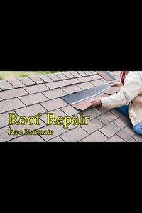 ROOF REPAIRS/ fair rates! FREE QUOTES! Kawartha Lakes Peterborough Area image 1