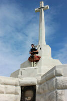 Bagpiper at your event!