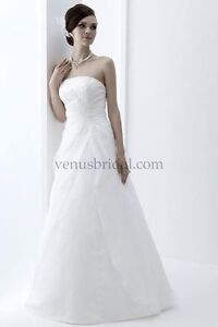 Robe de mariée ou de bal BLANCHE