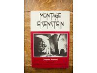Montage: Eisenstein by J Aumont (Film Studies Book)