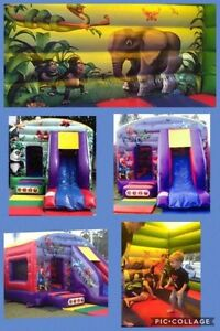 Jumping Castles $180 Full Day Hire Brisbane South East Preview