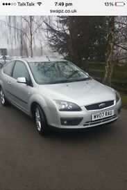 Ford Focus 1.8 swap 7 seater or try me