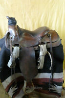 Western Roping Saddle for Sale