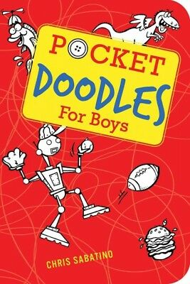 Pocket Doodles for Boys, Paperback by Sabatino, Chris, ISBN-13 9781423607564 ...