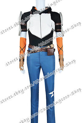 RWBY Jaune Arc Team JNPR Cosplay Costume Adult Uniform Amazing Outfit Halloween - Amazing Halloween Outfits