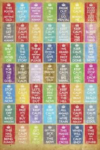 Keep-Calm-Anti-Maxi-Poster-GN0684-Royal-Mail-1st-Class-Post