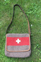"""Swiss Army Blanket Messanger Bag """"*MINT CONDITION*"""