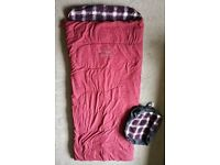 Childrens Wynnster Sleeping Bag