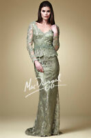 Elegant Mother-Of-The-Bride Gown