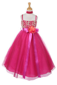 Flower Girl & Jr. Bridesmaid Dresses