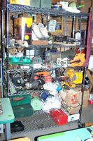 Over 100+ items, from food processor to a Polaris 500 Sportsman