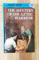 Hardy Boys 43: the Mystery of the Aztec Warrior Hardcover