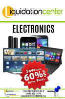 LIQUIDATION CENTER - CELL PHONES, TABLETS AND ELECTRONICS
