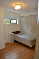 Furnished Room near Uvic and Beaches
