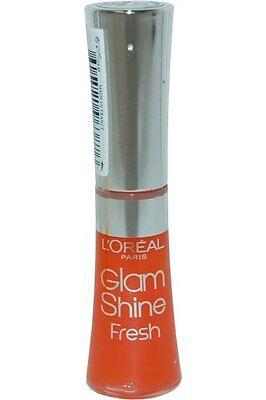 L'Oreal Glam Shine Fresh Labios Brillo- 185 Aqua Lichi