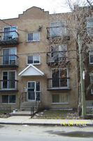 Verdun 4 1/2 two closed bedrooms July 1st  670$