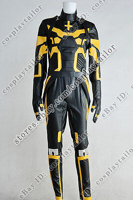 Amazing Halloween Outfits (Ant-Man Darren Cross Cosplay Costume Suit Outfit Jumpsuit Amazing Halloween)