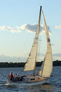 One of the best production sailboats Voilier ever built Montreal
