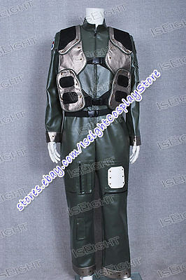 Battlestar Galactica Apollo Film Raptor Viper Pilot Cosplay Costume Halloween  - Battlestar Galactica Halloween Costumes
