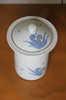 Alan Crimmins Pottery Vase with lid