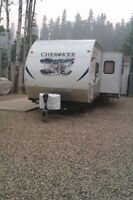 2012 Cherokee Trailer at Candle Lake Golf Course Resort
