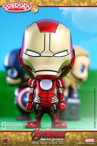 Avengers L'Era D'Ultron Figaine COSMABY (S) Iron Man Mark Xliii 9 cm 176543