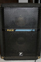Yorkville Pulse P.10 Speakers (Two of them)