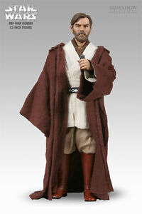 NEW Sideshow Collectibles Star Wars Episode 3 Obi-Wan Kenobi 1:6 Stirling Stirling Area Preview