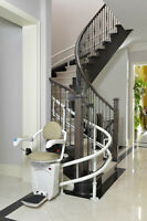 Stairlifts Chairlifts Handicapped Lifts installed and repaired