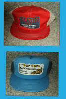 VARIOUS - FARM /PAINTING HATS -POLYESTER & COTTON