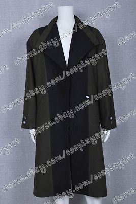 Jay And Silent Bob Strike Back Cosplay Kevin Smith Costume Wool Coat Daily Wear](Silent Bob Costume)