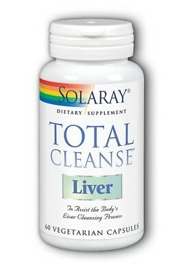 Total Cleanse Liver Solaray 60 Vcaps