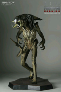 Wanted sideshow predalien maquette