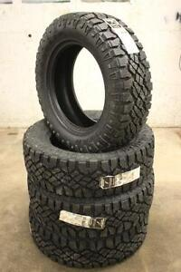 LT 275/70/18 Goodyear Wrangler Duratrac Winter Snow All Weather Truck Tire MPI FINANCING AVAILABLE. MAIL IN REBATE