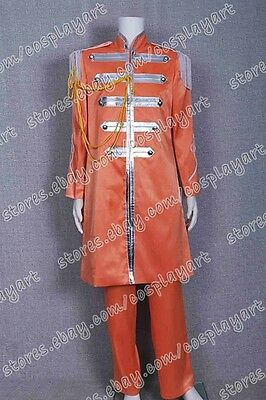 The Beatles Cosplay Kostüme Sgt. Pepper's Lonely Hearts Club Band George costume