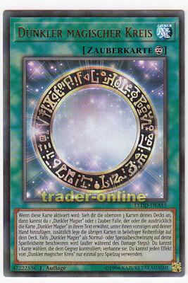 Dunkler magischer Kreis LEDD-DEA15 1. Auflage