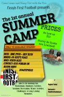 Offering Daycare and Summer Camp