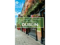 LONDON-DUBLIN Go & Return Weekend Tickets x 2 (£30 each)