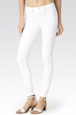 MOST WANTED PAIGE Hoxton Ankle Skinny: Ultra White Jeans Denim Size 26